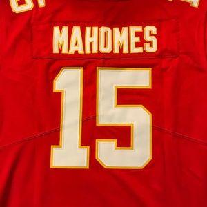 80b2562bc9b NFL Shirts & Tops | Patrick Mahomes Kansas City Chiefs Jersey Kids ...